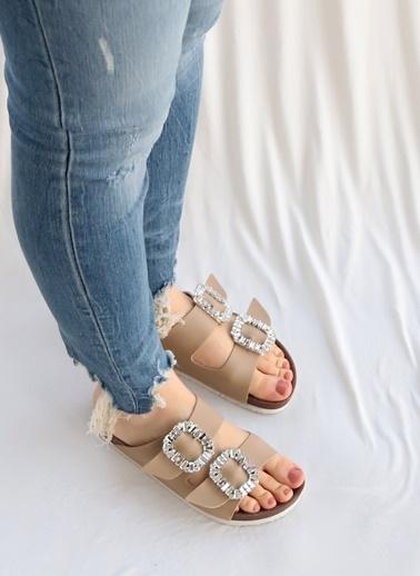 Nemesis Shoes Terlik Bej